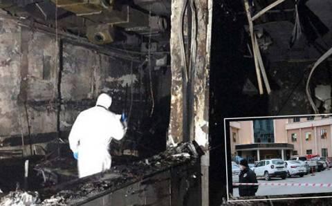 Число жертв взрыва в больнице увеличилось до 10