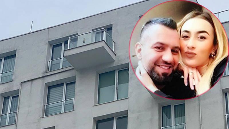 Мужчина погиб, спасая любимую от падения с балкона