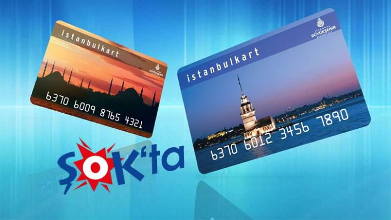 В Şok и McDonald's теперь можно расплатиться с Istanbulkart