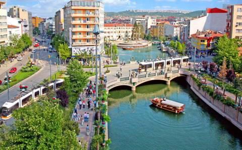 Турецкий город вошел в ТОП-10 самых безопасных