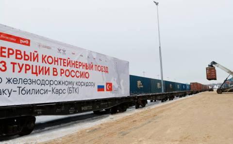 Экспорт в Россию: теперь и по железной дороге