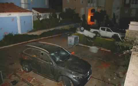 Смерч и град на турецких курортах: 16 пострадавших