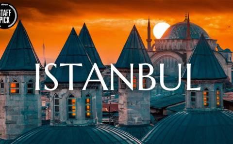 Питерцы показали великолепие Стамбула