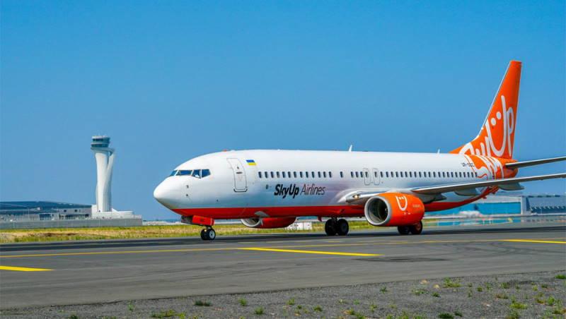 SkyUp запускает рейсы в Стамбул из Харькова и Запорожья