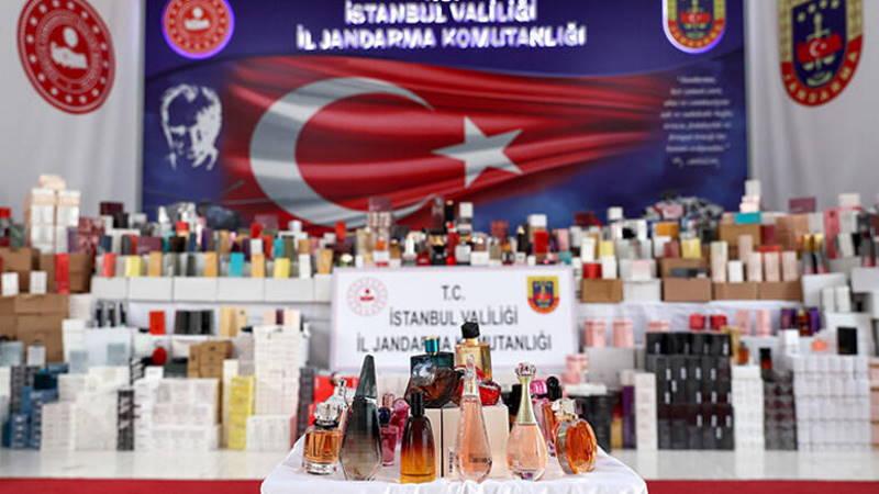 Продавцы «оригинальных парфюмов» лишились товара