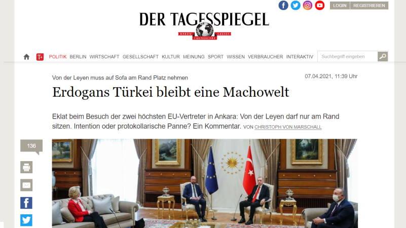 Турция Эрдогана остается миром мачо