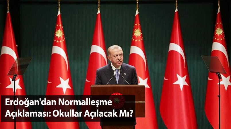 Турция завтра ждет «календарь нормализации» и открытие школ