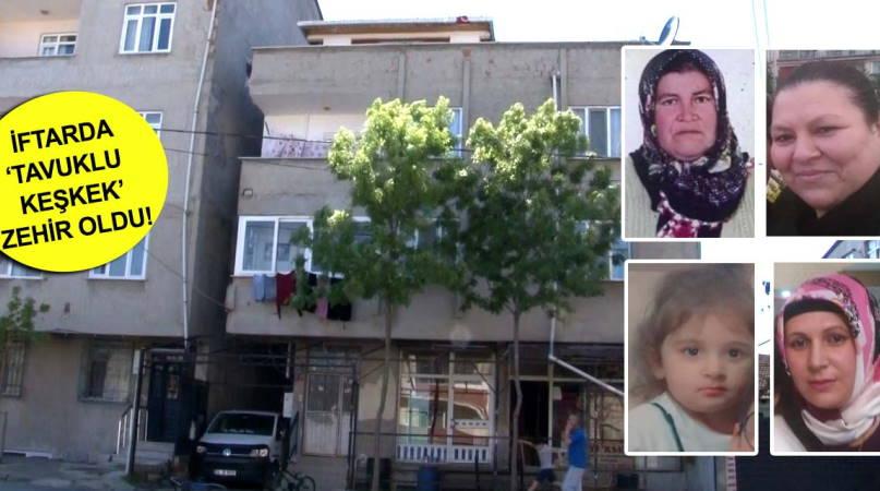 Испортившаяся курица унесла 2 жизни в Стамбуле