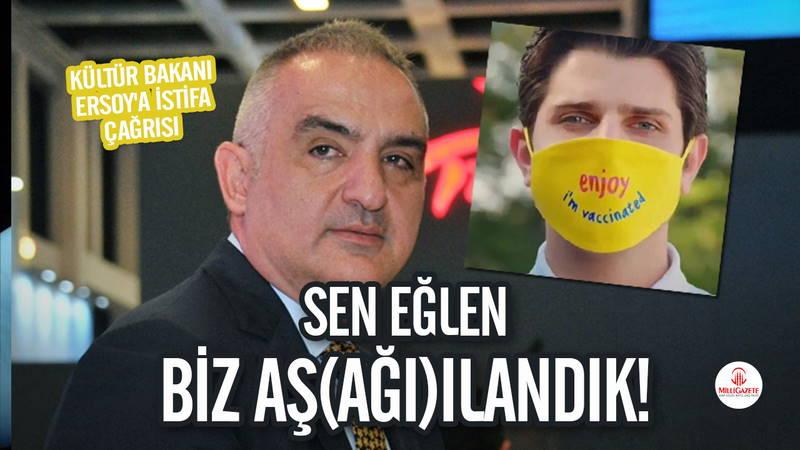 Скандал с рекламой грозит министру туризма Турции увольнением
