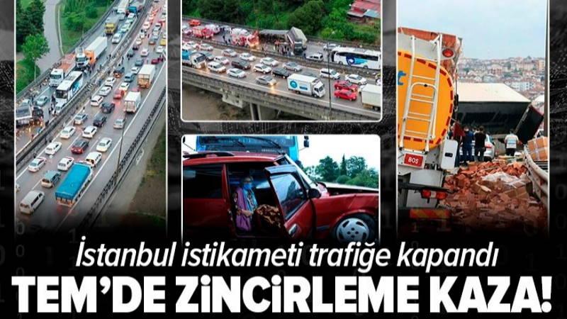 Масштабная авария на мосту: 21 авто, 20 пострадавших
