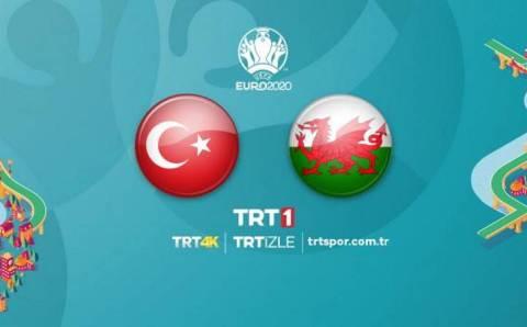 Турция сегодня померяется силами с Уэльсом