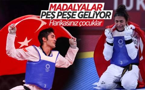 ОИ-2020: Первые медали сборной Турции