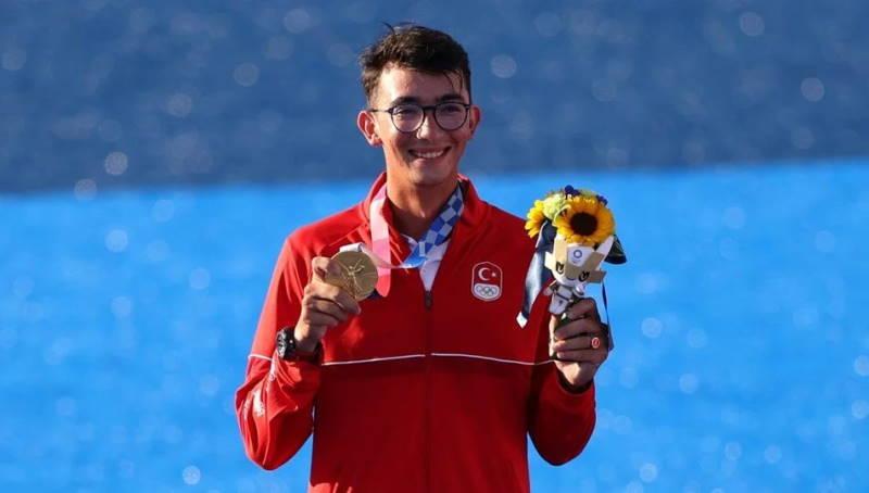 ОИ-2020: Первая золотая медаль сборной Турции