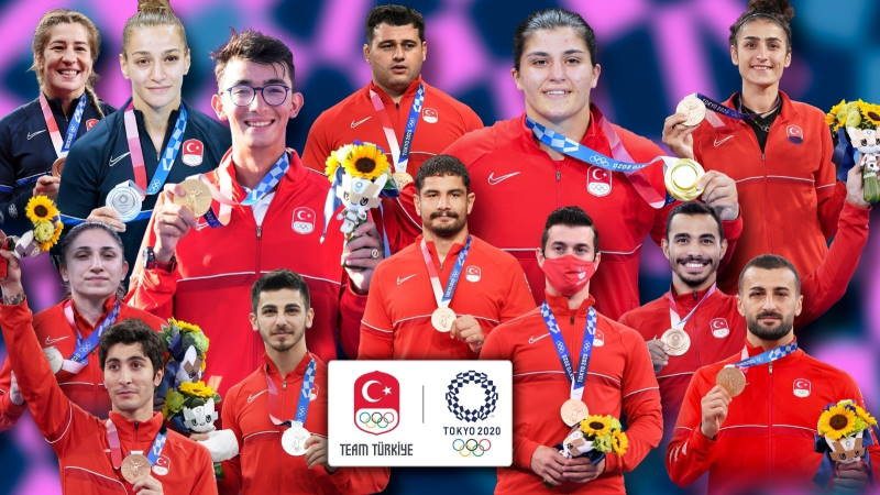 ОИ-2020: Рекордное количество медалей в турецкой копилке