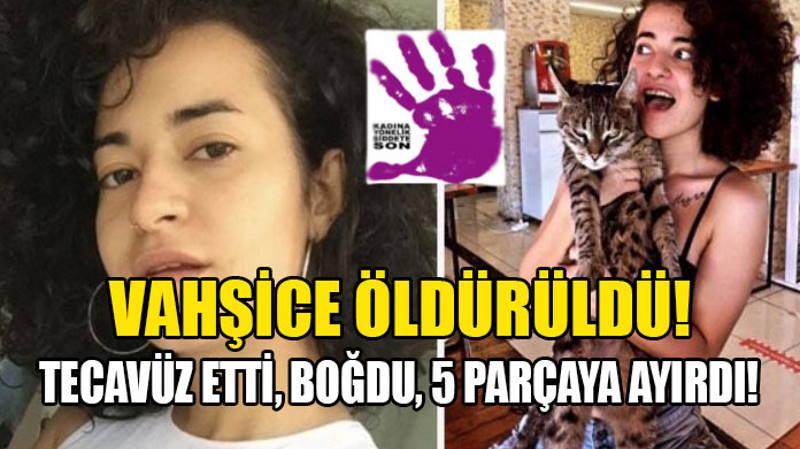Жестокое убийство в Анталии потрясло Турцию