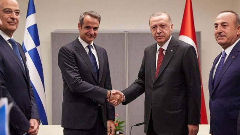 Лидеры Турции и Греции обсудили проблему афганских беженцев