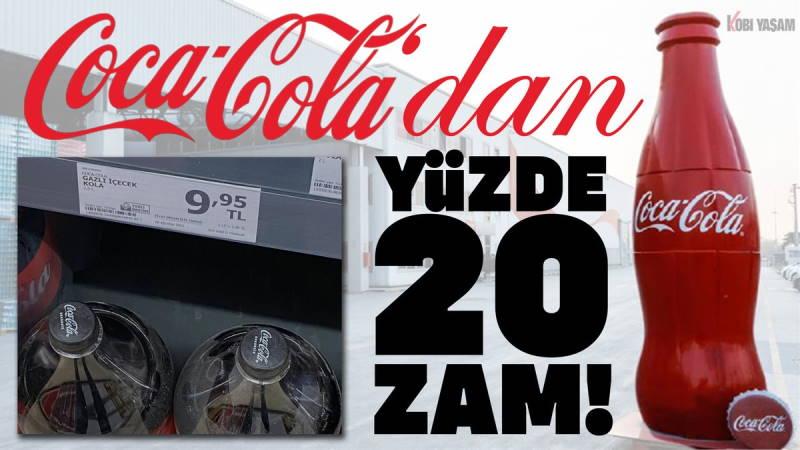 Главное подорожание осени: Coca Cola стоит 10 лир