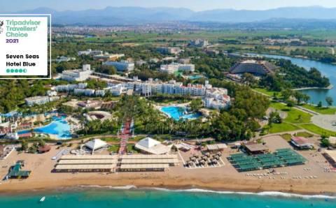 Названа десятка лучших all inclusive отелей Турции