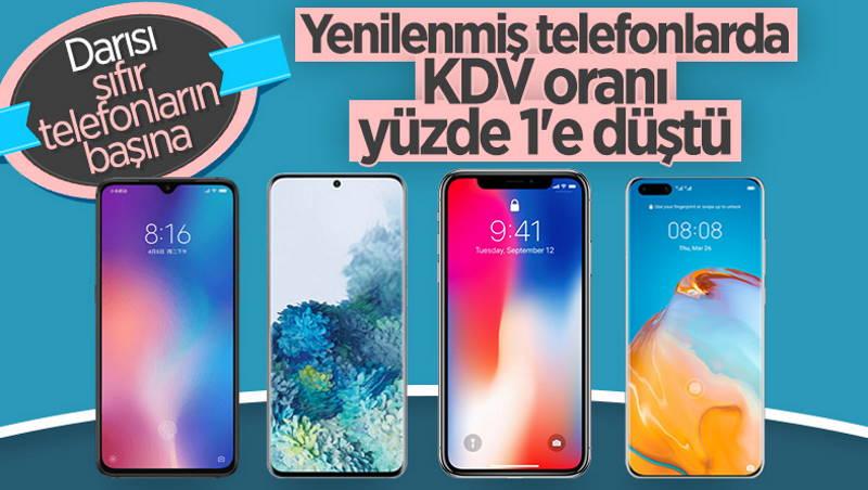 Подержанные телефоны в Турции стали дешевле с 1 октября