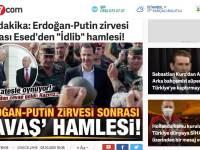 «Идлибский» ход Асада после саммита Эрдоган — Путин!