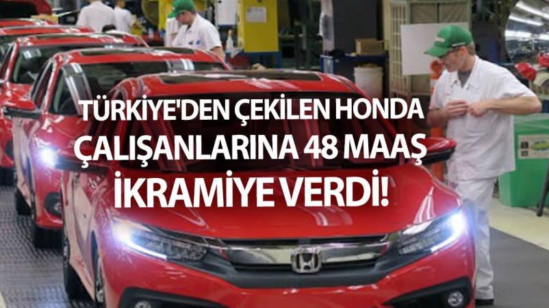 Honda закрыл завод в Турции, но обрадовал рабочих
