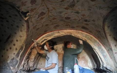 Археологи обнаружили более 400 античных гробниц в Ушаке