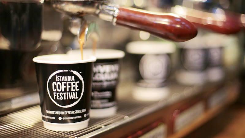 В Стамбуле до конца недели пройдет VII Фестиваль кофе