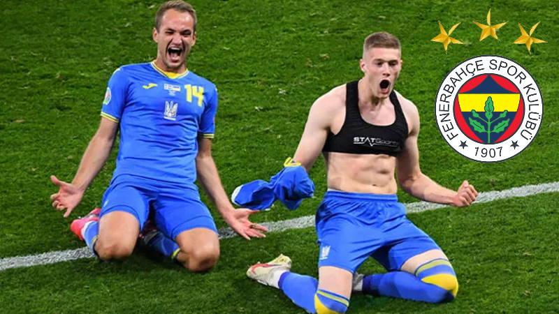 Форвард сборной Украины может оказаться в Фенербахче