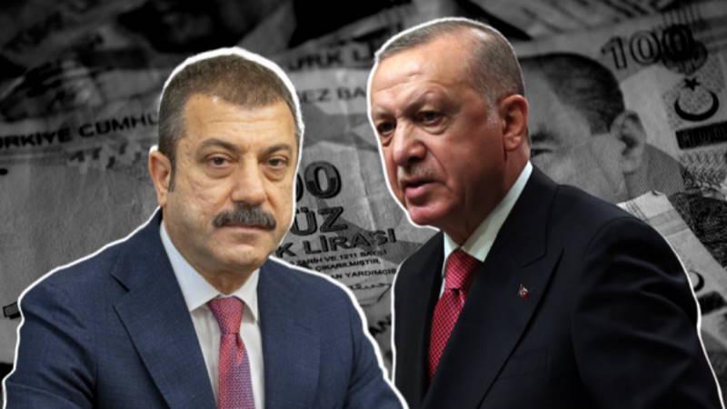 Слухи о смене главы ЦБ Турции тянут лиру вниз