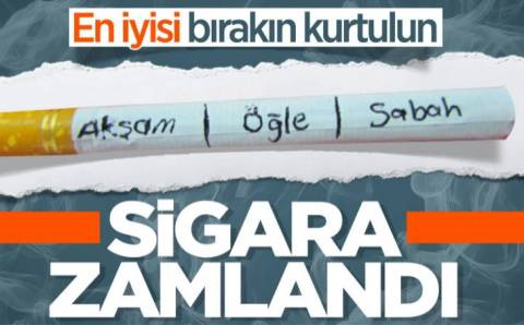 Курение в Турции стало еще дороже
