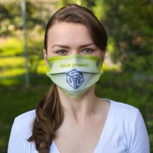 Gesichtsmasken - individuell