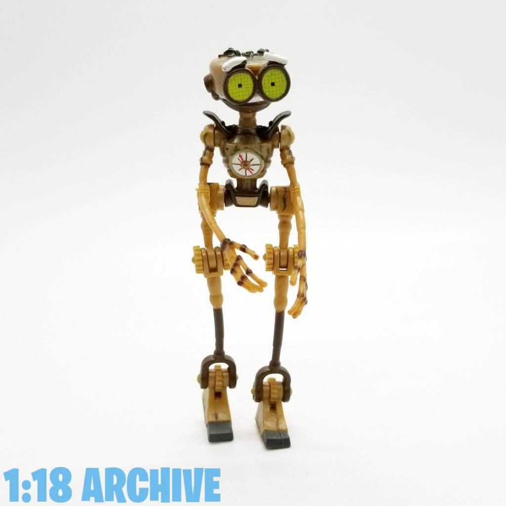 Treasure Planet 1 18 Action Figure Archive
