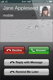 電話の呼び出し機能強化