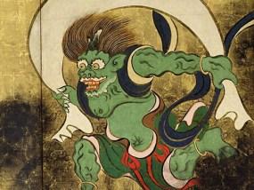 風神雷神 - 文化遺産オンライン