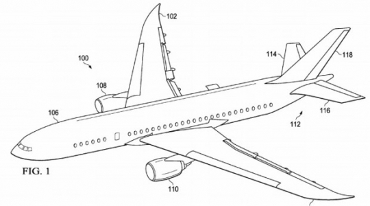 Access International Patent Boeing files patent for 3D