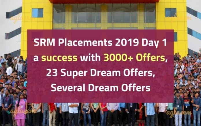SRM Placements