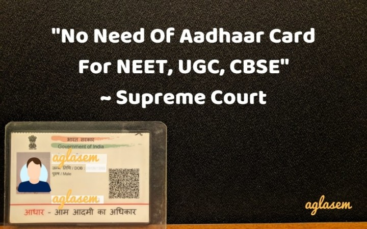 Aadhaar Verdict: Section 57 struck down; mobile companies, banks can not  demand Aadhaar