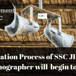 SSC JHT and Stenographer