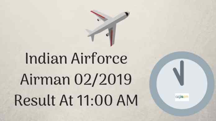 Airman 02/2019 Result