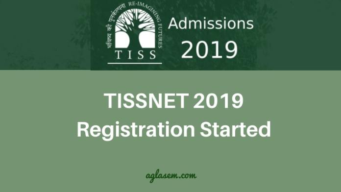 TISSNET 2019 Application Form Available