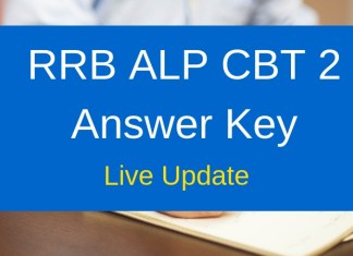 RRB ALP CBT 2 Answer Key 2019