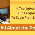B.Ed 4 Year Integrated Course