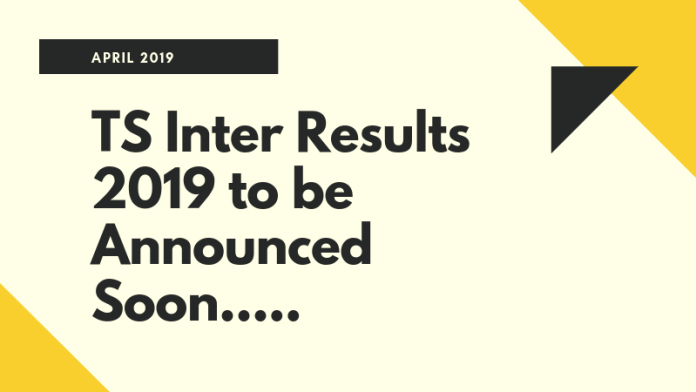 TS Inter Results 2019 Soon