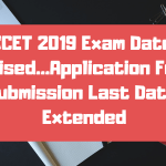 KCET 2019 Exam Date Revised