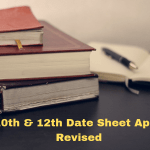 NIOS 10th & 12th Date Sheet April 2019 Revised