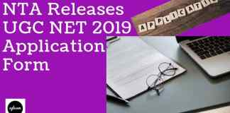 UGC NET Application Form 2019 Aglasem