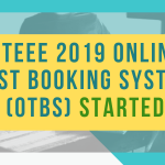 VITEEE 2019 Online Test Booking System (OTBS) Starts