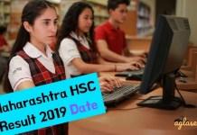 Maharashtra HSC Result 2019 Date