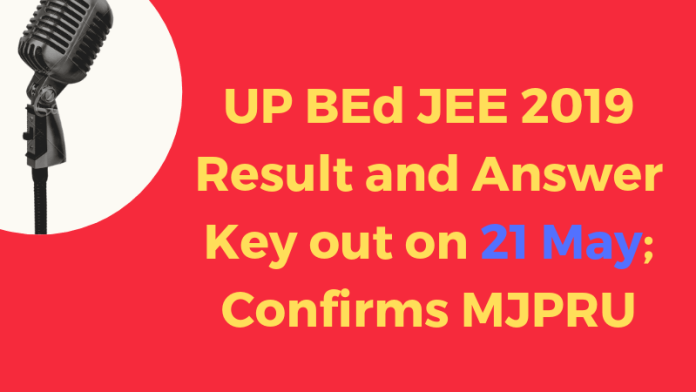UP-BEd-JEE-2019-Result-and-Answer-Key-out-on-21-May-Aglasem