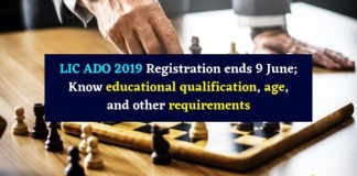 lic ado requirements